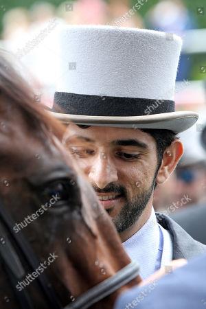 Sheikh Crown Prince Sheikh Hamdan bin Mohammed bin Rashid Al Maktoum