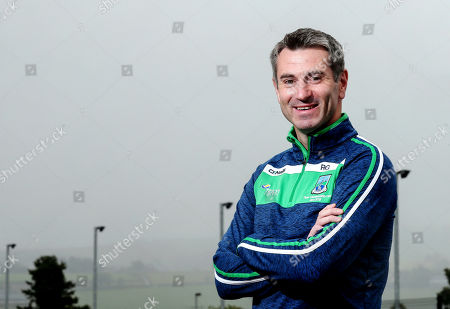 Donegal assistant manager Paul McGonigle and Fermanagh manager Rory Gallagher