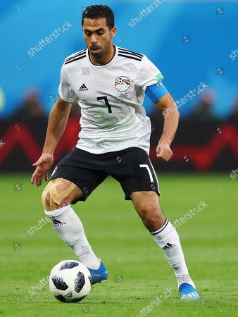 Ahmed Fathy of Egypt.