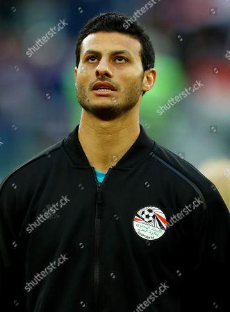 Mohamed El-Shenawy of Egypt.