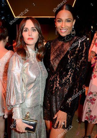 Tania Fares and Ciara