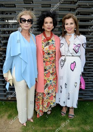 Editorial photo of Serpentine Gallery Summer Party, Kensington Gardens, London, UK - 19 Jun 2018