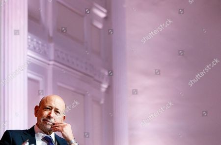 Stock Image of Lloyd Blankfein