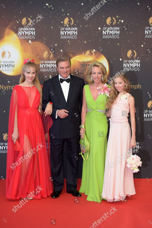 Prince Carlo of Bourbon-Two Sicilies and Princess Camilla of Bourbon-Two Sicilies