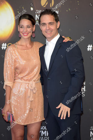 Alba Flores and Pedro Alonso