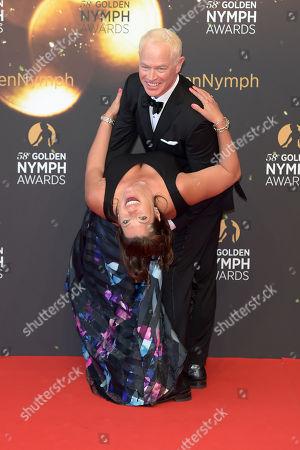 Neal McDonough and Ruve McDonough