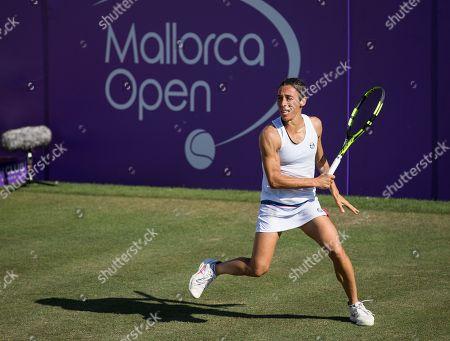 Editorial image of Mallorca Open, Day 3, Spain - 19 Jun 2018