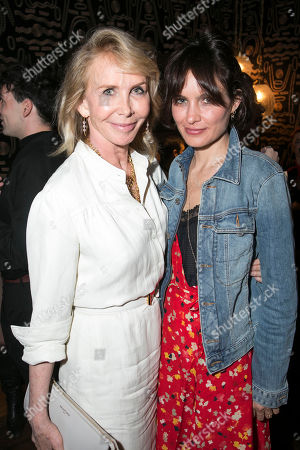Trudie Styler (Director) and Sheherazade Goldsmith