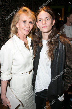Trudie Styler (Director) and Coco Sumner