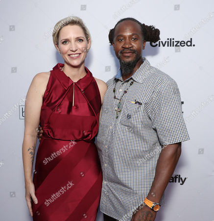 Writer/Director Shana Feste and Cool