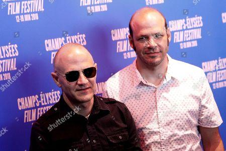 Editorial image of Champs Elysees Film Festival, Paris, France - 19 Jun 2018