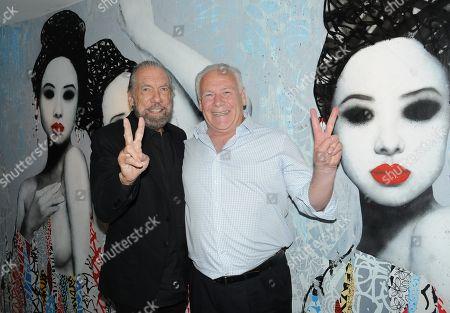 John Paul DeJoria and Rory McCarthy