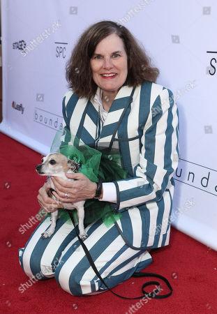 Stock Photo of Paula Poundstone