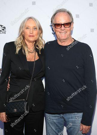 Margaret DeVogelaere, Peter Fonda