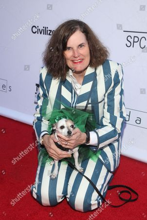 Stock Image of Paula Poundstone