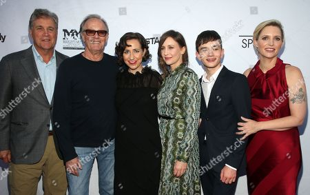 Peter Fonda, Kristen Schaal, Vera Farmiga, Lewis MacDougall, Shana Feste