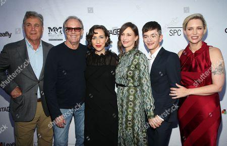 Editorial photo of 'Boundaries' film premiere, Los Angeles, USA - 19 Jun 2018