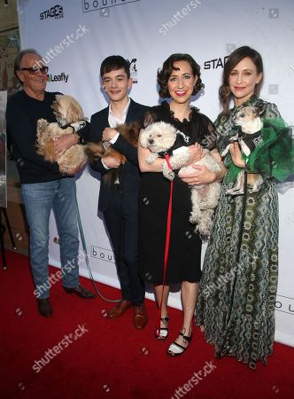 Editorial image of 'Boundaries' film premiere, Los Angeles, USA - 19 Jun 2018