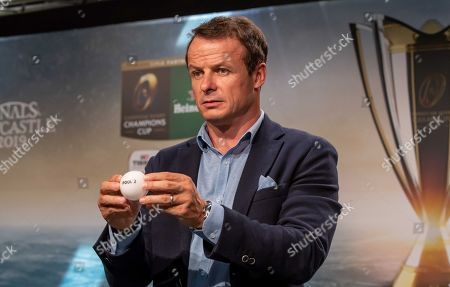 Editorial image of 2018-2019 EPCR European Rugby Heineken Champions Cup & European Rugby Challenge Cup Pool Draws, Olympic Museum, Lausanne, Switzerland  - 20 Jun 2018