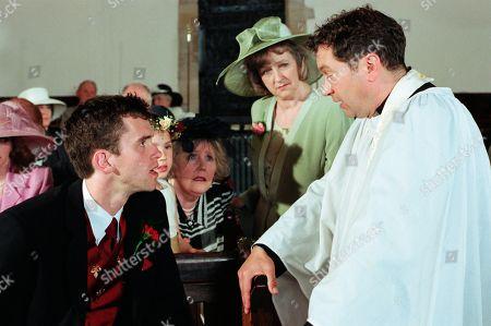 Editorial image of 'Emmerdale' TV Series UK - Aug 1999