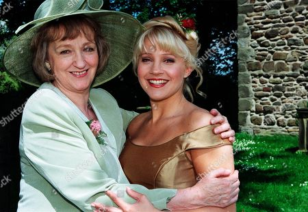 Ep 2559  Thursday 5th August 1999 Kathy and Biff's wedding day arrives, but with so many secrets in the air, there's other trouble around the corner - With Caroline Bates, as played by Diana Davies ; Kathy Glover by Malandra Burrows.