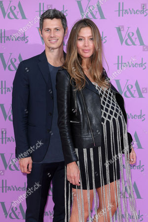 Editorial photo of The Victoria and Albert Museum Summer Party, Arrivals, London, UK - 20 Jun 2018