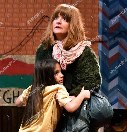 Aliya Ali, Rachel Redford in The Jungle