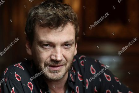 Editorial photo of Argentinian actor Guillermo Pfening presents his film 'Nadie nos Mira' (Nobody's Watching), Madrid, Spain - 20 Jun 2018