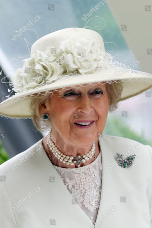 Princess Alexandra, Lady Ogilvy.