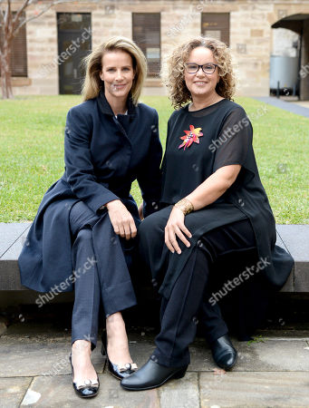 Editorial photo of Launch of #SheDirects in Sydney to promote TV gender equity, Australia - 20 Jun 2018
