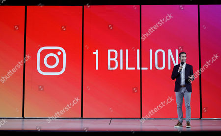 Kevin Systrom, CEO and co-founder of Instagram, prepares for Wednesday's announcement about IGTV in San Francisco. Facebook's Instagram app is loosening its restraints on video with a new channel that will attempt to lure younger viewers away from Google's YouTube and pave the way to sell more advertising