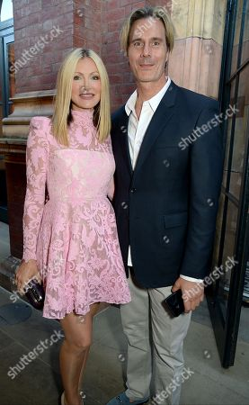 Caprice Bourret and Ty Comfort