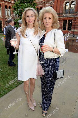 Antoinette Jackson and Lady Wolfson of Marylebone