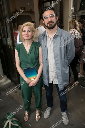 Louise Brealey and Ferdinand Kingsley