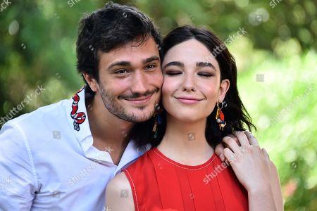 Editorial photo of 'Una Vita Spericolata' film photocall, Rome, Italy - 20 Jun 2018