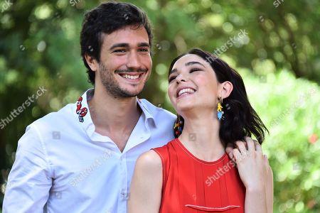 Editorial image of 'Una Vita Spericolata' film photocall, Rome, Italy - 20 Jun 2018