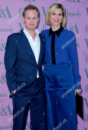 Editorial photo of The Victoria and Albert Museum Summer Party, London, UK - 20 Jun 2018