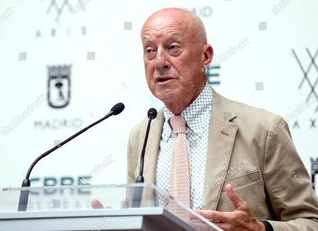 Stock Image of Norman Foster