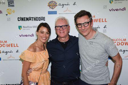 Berenice Bejo, Malcolm McDowell, Michel Hazanavicius