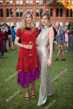 Olivia Hunt and Susanna Warren