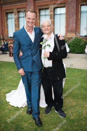 Philip Bond and Paul Nurse