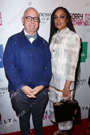 James Schamus, Tessa Thompson