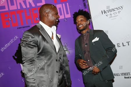 Terry Crews and Jermaine Fowler