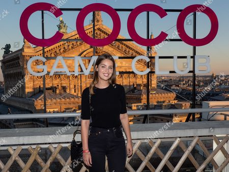 Editorial photo of Chanel 'Coco Game Club' launch party, Galeries Lafayette, Paris, France - 20 Jun 2018