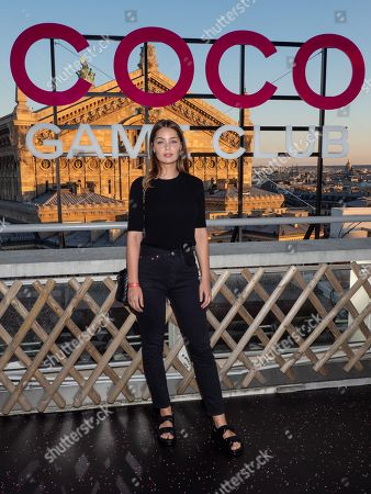 Editorial picture of Chanel 'Coco Game Club' launch party, Galeries Lafayette, Paris, France - 20 Jun 2018