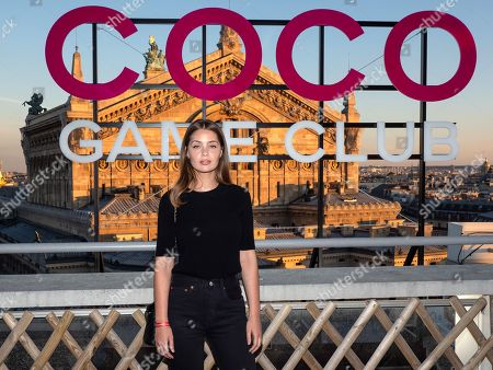Editorial image of Chanel 'Coco Game Club' launch party, Galeries Lafayette, Paris, France - 20 Jun 2018
