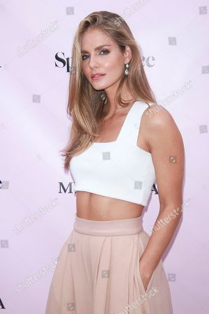 Editorial picture of 'Mery Playa by Sofia Resing' Launch, New York, USA - 20 Jun 2018