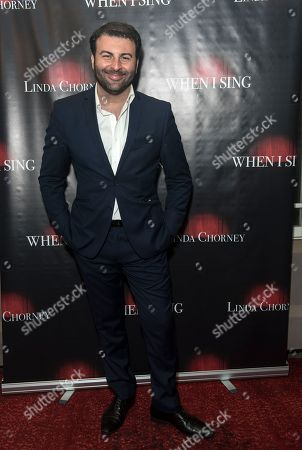 Redaktionell bild på 'When I Sing' film premiere, Atlantic Highlands, USA - 20 Jun 2018