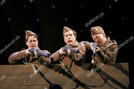 Editorial image of 'Adolf Hitler: My Part in His Downfall' play by Spike Milligan at Bristol Old Vic, Bristol, Britain - 09 Jul 2009
