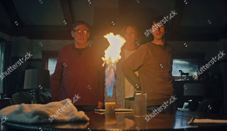 Gabriel Byrne, Toni Collette, Alex Wolff